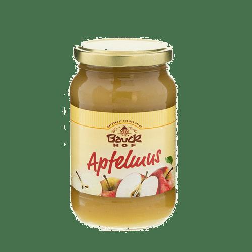 Apfelmus, Bauck