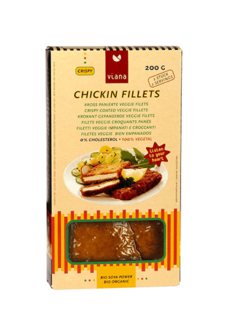 Chickin Fillets, Viana
