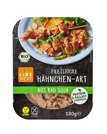 Filetstücke Hähnchen-Art, Like Meat