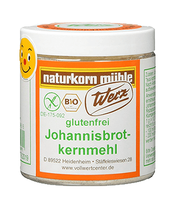 Johannisbrotkernmehl, Werz