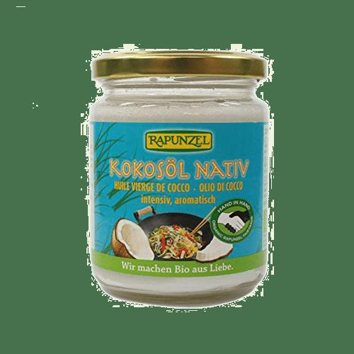 Kokosöl nativ, Rapunzel