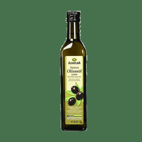 Olivenöl, Alnatura