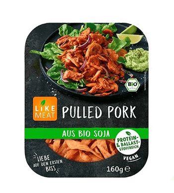 Pulled Pork, Like Meat