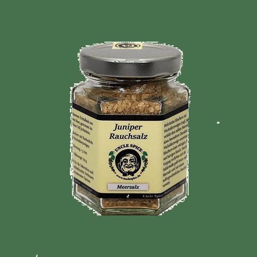 Juniper Rauchsalz, Uncle Spice