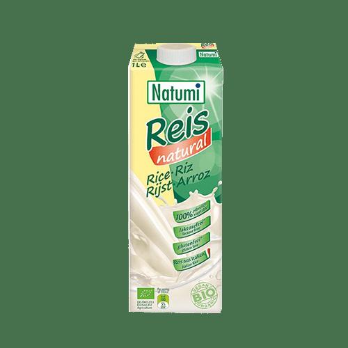 Reisdrink natural, Natumi
