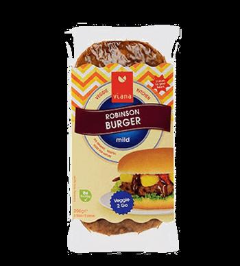 Robinson Burger, Viana