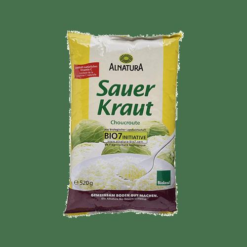 Sauerkraut, Alnatura