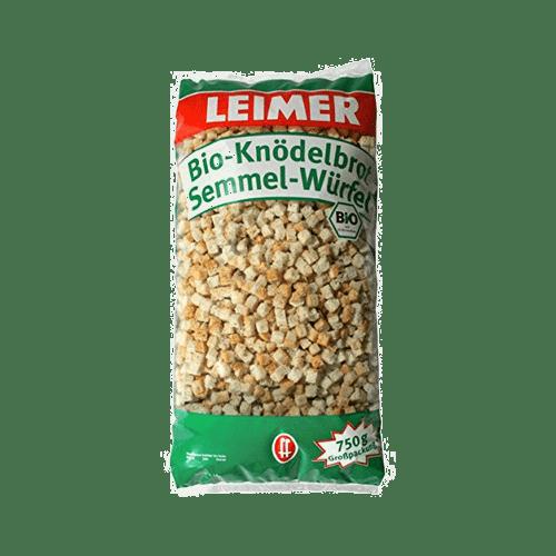 Knödelbrot Semmel-Würfel, Leimer