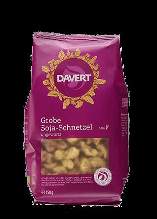 Grobe Soja-Schnetzel, Davert