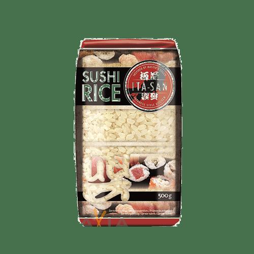 Sushi Rice, Tia-San