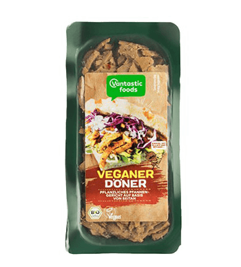 Veganer Döner, Vantastic foods