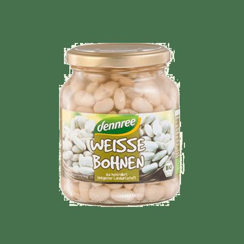 Weiße Bohnen, dennree