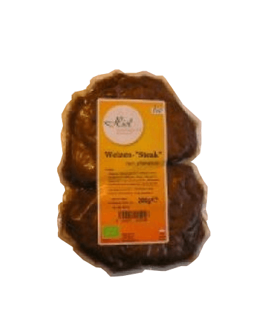 Weizen-Steak, Hiel