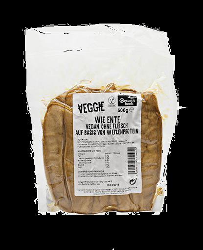 Veggie wie Ente, Vantastic foods