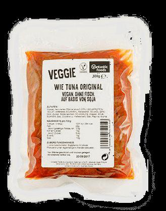 Veggie wie Thuna Original, Vantastic foods