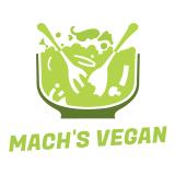 Mach's Vegan Logo
